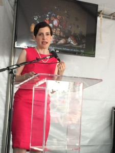 Gaithersburg-at-podium